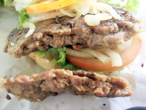 Lamb Burger at SS2 Wai Sik Kai 5