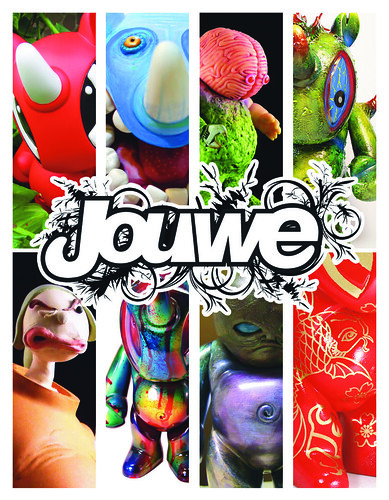 Custom Jouwe Show @ Toy Art Gallery