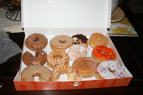 Dunkin' Donut Sampler Dozen