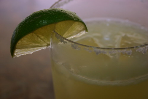 Noon Day Sun Margarita