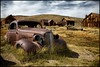 Bodie California ghost town (Bettina Woolbright) Tags: california old building barn town junk rust ghost haunted mining ghosttown bodie sierranevada wildwest hdr oldwood goldrush ghoststories oldbarn 4star bodieghosttown westerntown bodiecalifornia bodieca californiaghosttown hauntedghosttown