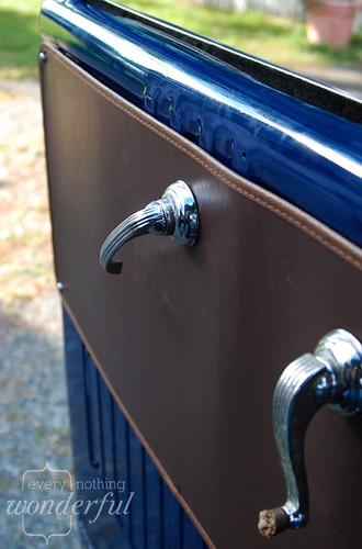 Dodge Truck Door Vintage