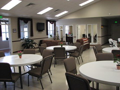 Collins Life Center - activity room