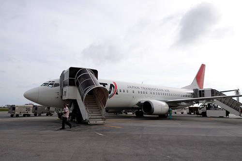 JAL 石垣島 空港