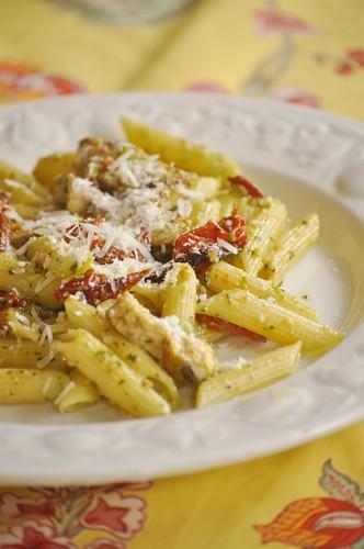 Roast Tomato Pasta