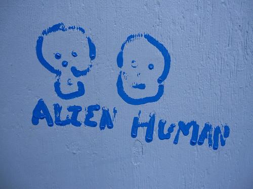 Alien Human