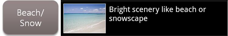 Beach-Snow