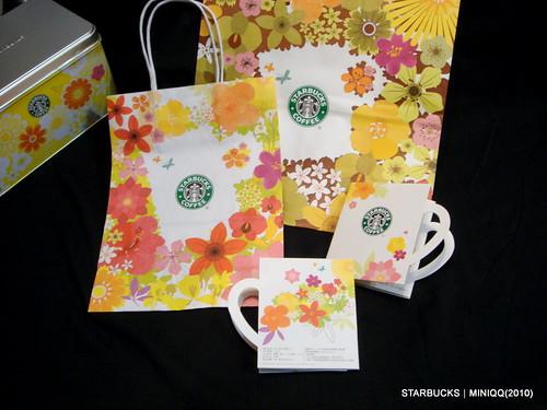 20100923 STARBUCKS CARD 星巴克花博套卡_08