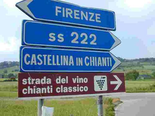 Strada del Vino Chianti Classico