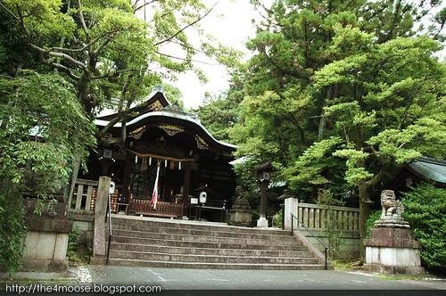 Kyoto 京都 - Okazaki Shrine