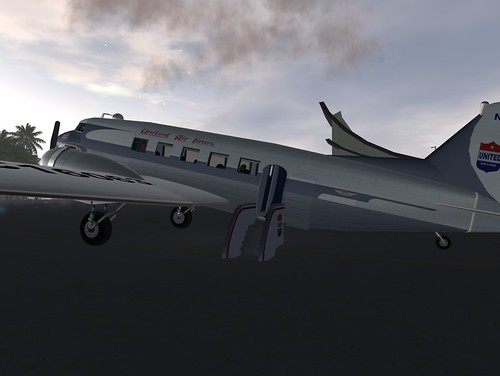 EG Aircraft DC-3 Ver.3.0