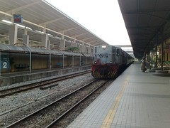 Ekspres Rakyat train