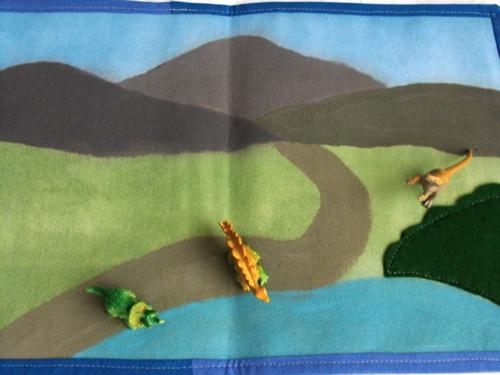 Boys' Gift - Dino land