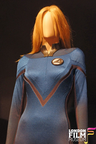 20th Century Fox 75th Anniversary Exhibition - Sue Storm's Fantastic Four suit
