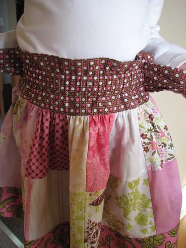 Skirt waistband