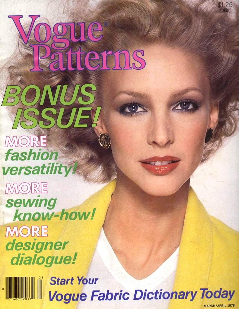Vogue Patterns-1978
