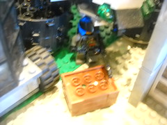 Barricade (h $cPi )P) Tags: mountain ice star back power im lego crystal space alien police mining wars zombies base miners apocalyptica awakining brickarms brickforge brickworld