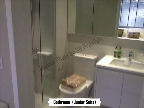 Bathroom (J Suite)