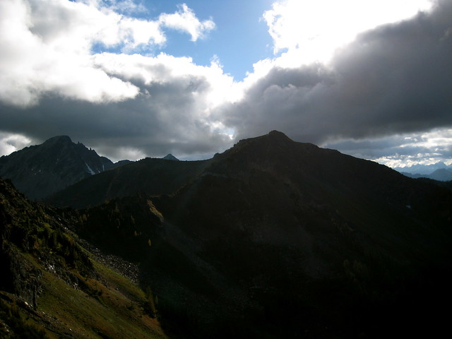 View from Windy Pass