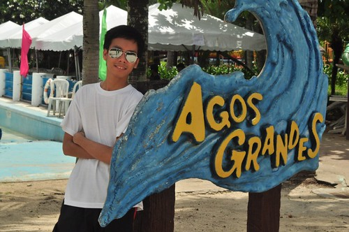 Agos Grandes at Splash Island