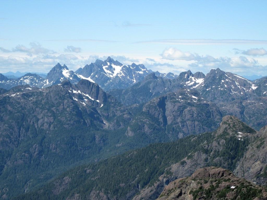 Rugged Mountain