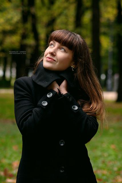 Юля и осень