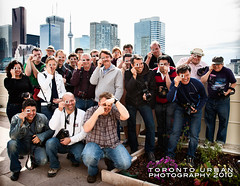 Toronto Urban Photography Workshop 2010 (nubui) Tags: toronto canada group workshop northamerica tfttf tfp tipsfromthetopfloor ravsitar chrismarquardt topfloorproductions