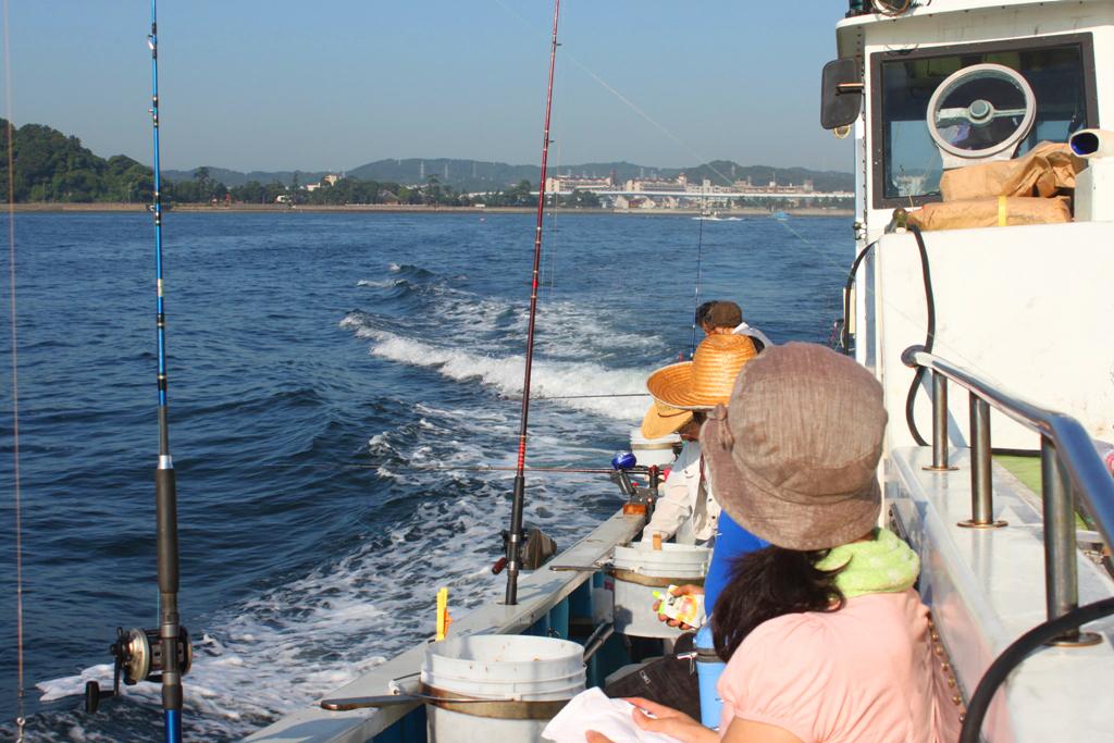 A Diary of Fishing-Kanazawa Hakkei (3)