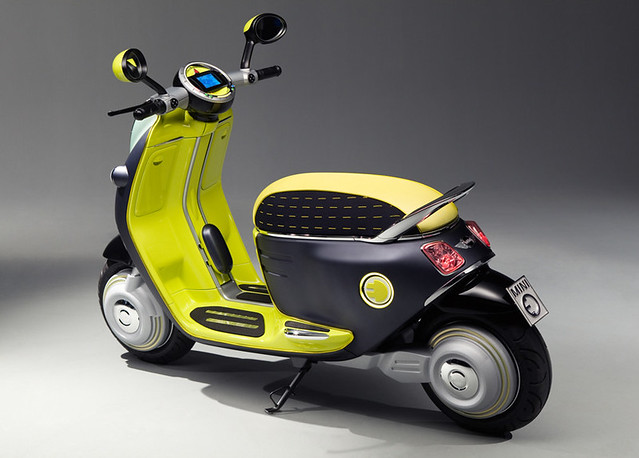 Mini Scooter E