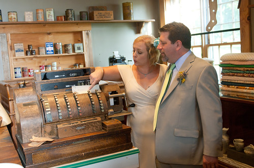 Old timey fun at the South County Museum