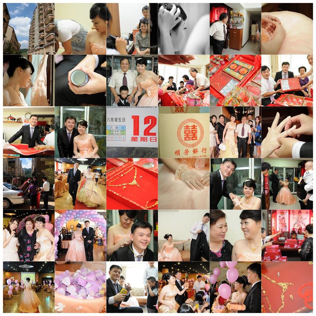 2010.9.12 傳淇&秋燕 文宴客@滿庭春