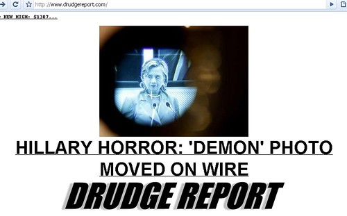 Drudge's Wet Dream