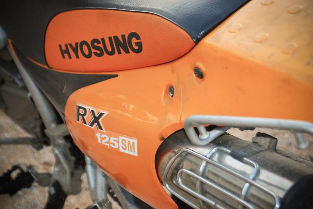 Hyosung Motor 01