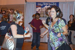 GABF 2010 Silent Disco
