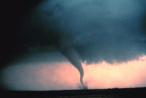 From flickr.com: Tornado {MID-157200}