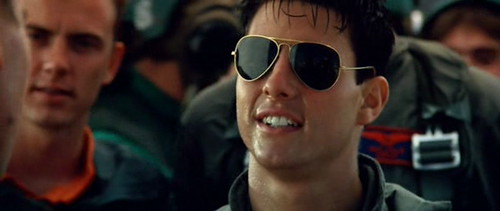 ray ban aviator sunglasses top gun