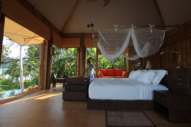 Beach Villa Suite Bedroom