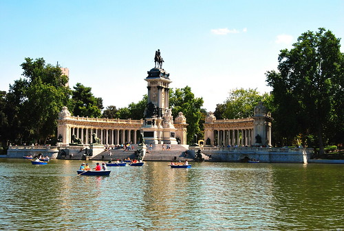 Madrid Buen Retiro