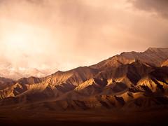 Zanskar Range ~ Ladakh, India (Martin Sojka .. www.VisualEscap.es) Tags: morning light sky india snow mountains nature colors clouds landscape 50mm rocks hill vivid olympus monastery zanskar himalaya zuiko ladakh e600 2010 gompa thiksey lightroom zd creativecommonscentral