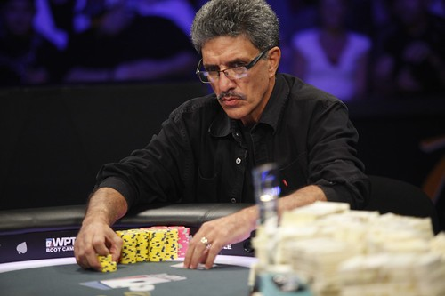 Kia Mohajeri Borgata Final Table
