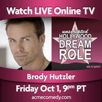 "Brody Hutzler in ""Hollywood Dream Role"""