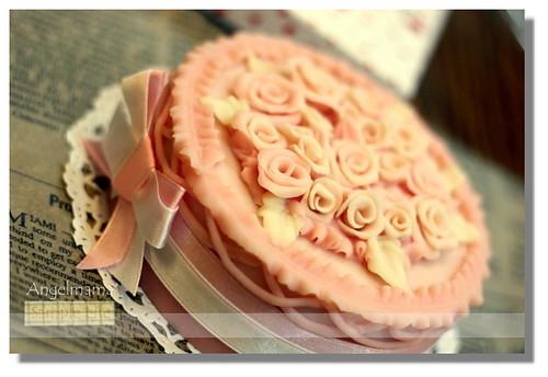 教學蛋糕皂 075