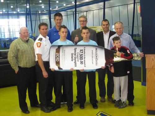 Special Olympics 2011 - Thunder Bay