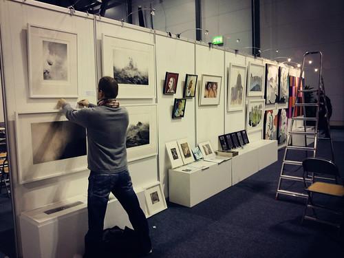 Tampereen Taiteilijaseura ASTA-messuilla