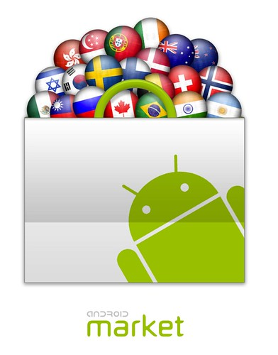 Android Market Taiwan Paid Application