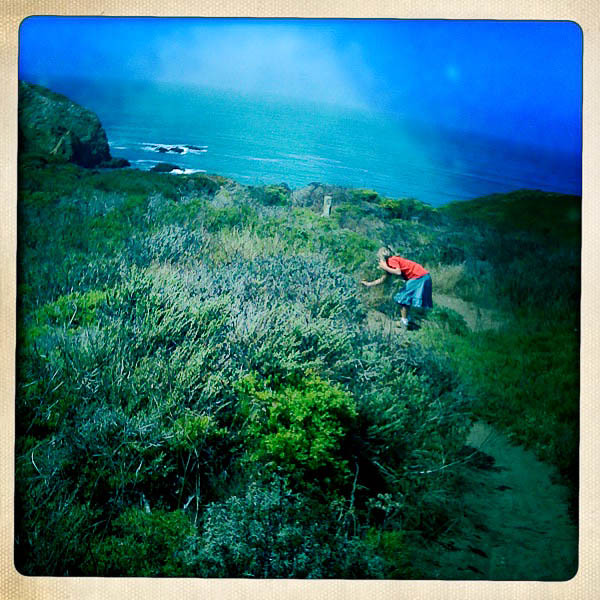october :: this moment {coastal hiking...}