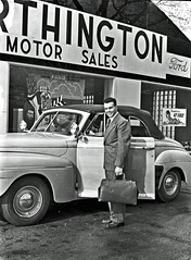Worthington Motor Sales: May 1947