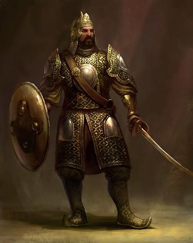 Guerrero Zande Vs Guerrero Rajput Batallas Supremas