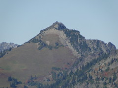 Tanamos mountain? from Shriner Peak lookout.