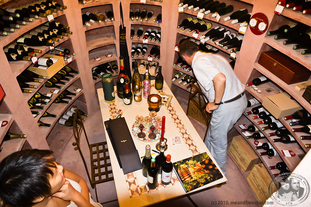 Ooh La La ... Hidden Wine Cave